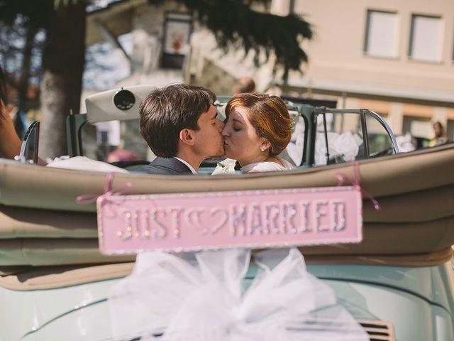 Il matrimonio di Federico e Rossella a Canossa, Reggio Emilia 111