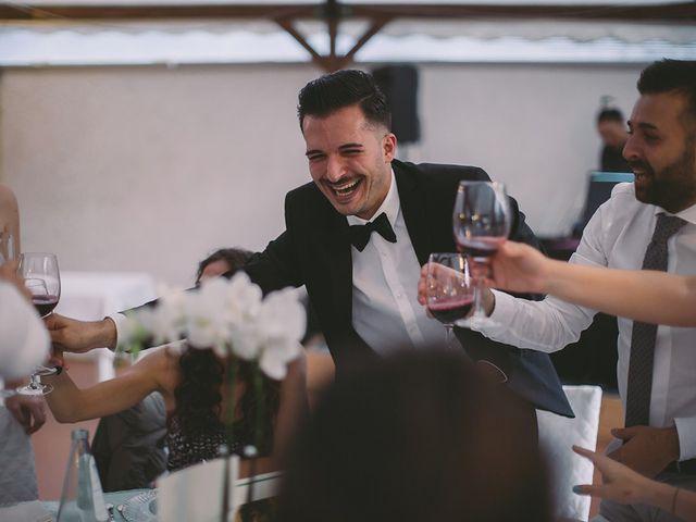 Il matrimonio di Federico e Rossella a Canossa, Reggio Emilia 174