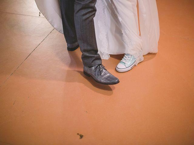 Il matrimonio di Federico e Rossella a Canossa, Reggio Emilia 185