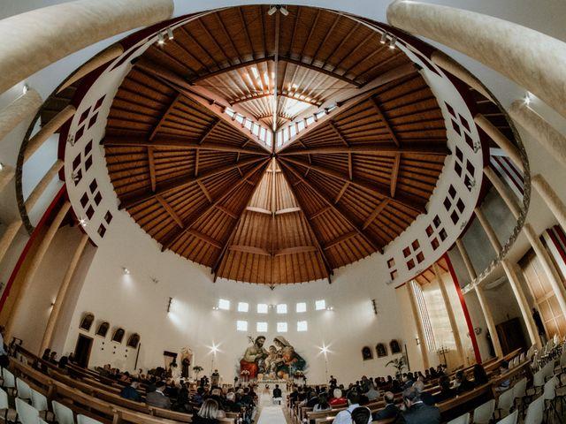Il matrimonio di Cosimo e Francesca a Trepuzzi, Lecce 14