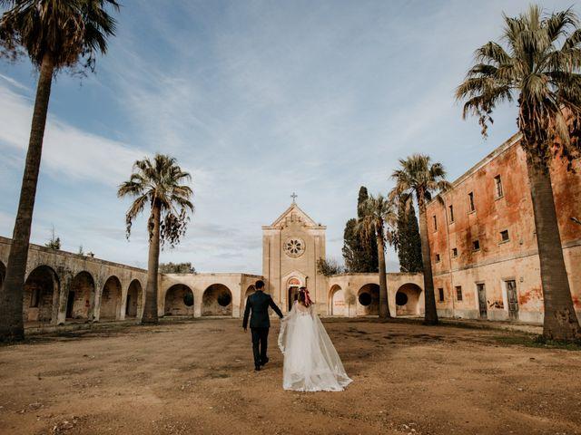 Il matrimonio di Cosimo e Francesca a Trepuzzi, Lecce 17