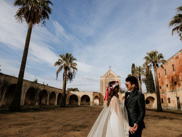 Il matrimonio di Cosimo e Francesca a Trepuzzi, Lecce 18