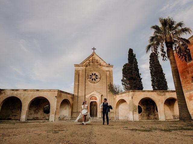 Il matrimonio di Cosimo e Francesca a Trepuzzi, Lecce 28