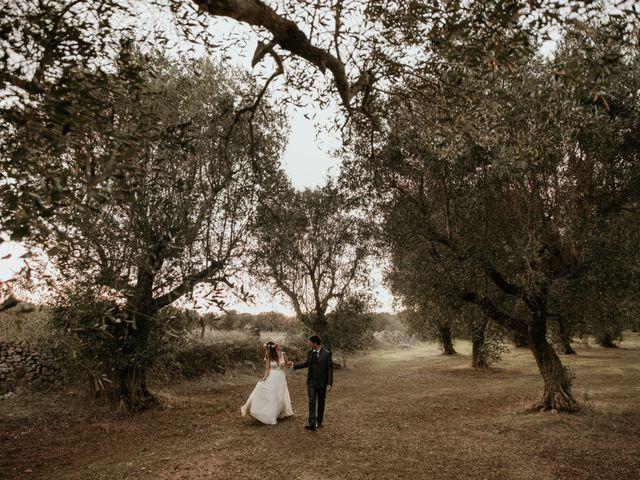Il matrimonio di Cosimo e Francesca a Trepuzzi, Lecce 37