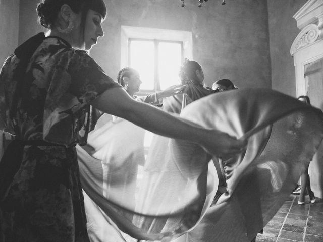 Il matrimonio di Carlo e Federica a Bomporto, Modena 9