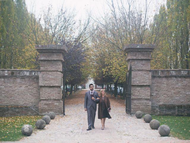 Il matrimonio di Carlo e Federica a Bomporto, Modena 14