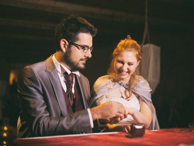 Il matrimonio di Carlo e Federica a Bomporto, Modena 17