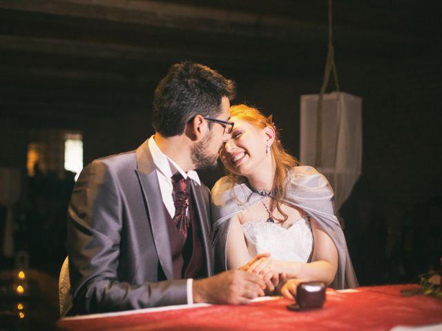 Il matrimonio di Carlo e Federica a Bomporto, Modena 18