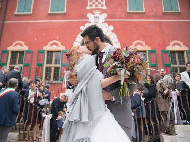 Il matrimonio di Carlo e Federica a Bomporto, Modena 1