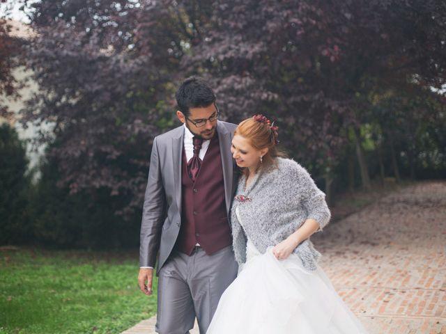 Il matrimonio di Carlo e Federica a Bomporto, Modena 23