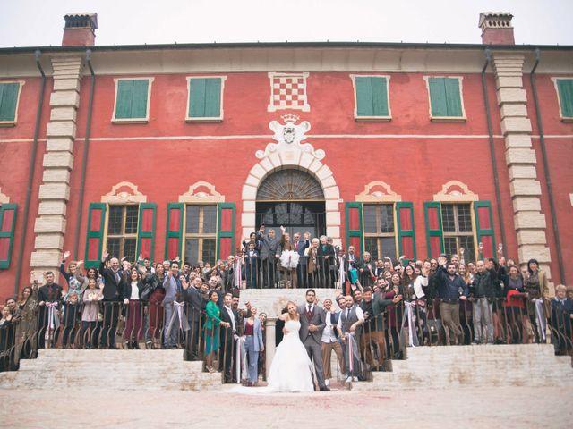 Il matrimonio di Carlo e Federica a Bomporto, Modena 33