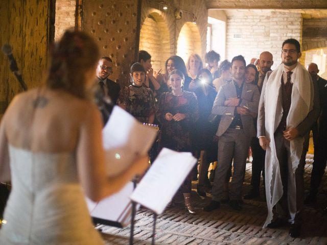 Il matrimonio di Carlo e Federica a Bomporto, Modena 38