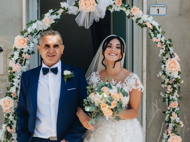 Il matrimonio di Manuel e Priscilla a Pescara, Pescara 9