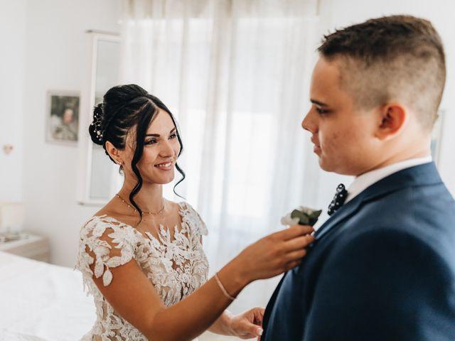 Il matrimonio di Manuel e Priscilla a Pescara, Pescara 35