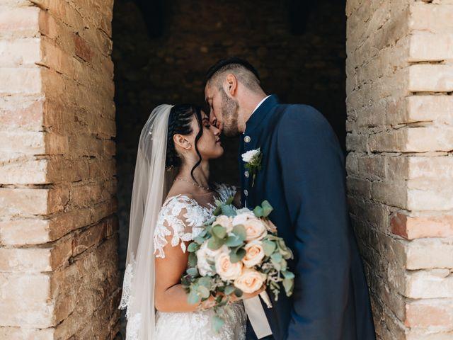 Il matrimonio di Manuel e Priscilla a Pescara, Pescara 57