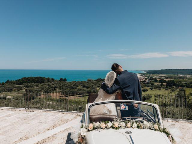 Il matrimonio di Manuel e Priscilla a Pescara, Pescara 64