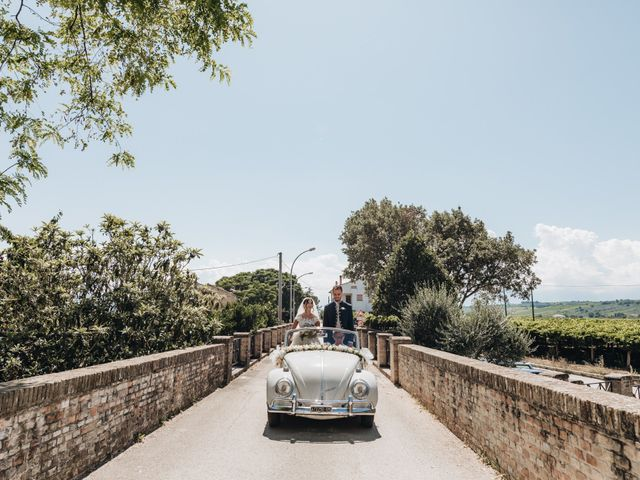Il matrimonio di Manuel e Priscilla a Pescara, Pescara 65