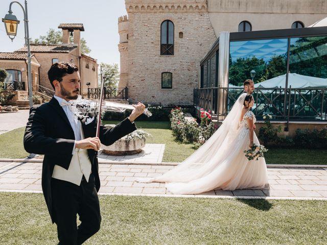 Il matrimonio di Manuel e Priscilla a Pescara, Pescara 66