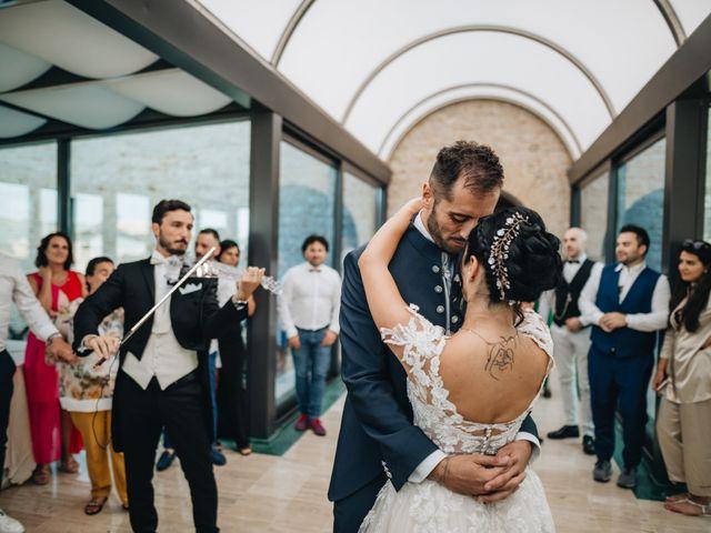 Il matrimonio di Manuel e Priscilla a Pescara, Pescara 73