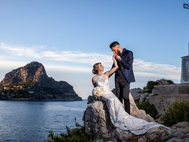 Il matrimonio di Francesco e Giusy a Bagheria, Palermo 16