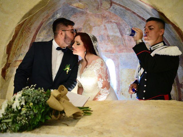 Le nozze di Marianna e Antonio
