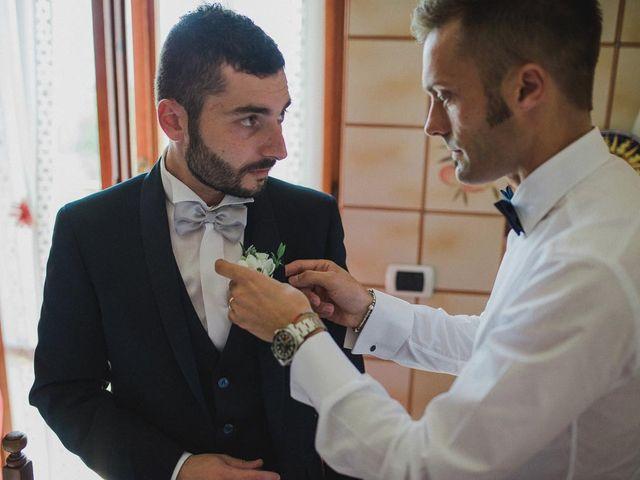 Il matrimonio di Daniele e Maria a Terni, Terni 14