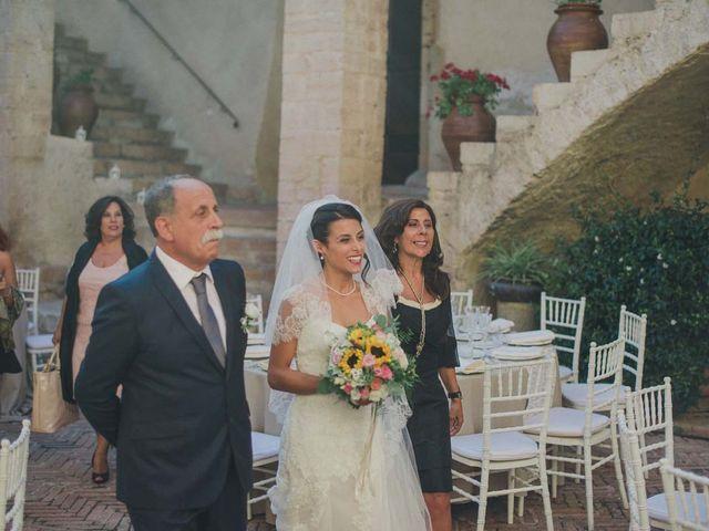 Il matrimonio di Daniele e Maria a Terni, Terni 42