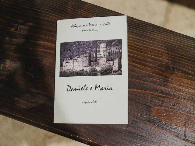 Il matrimonio di Daniele e Maria a Terni, Terni 46