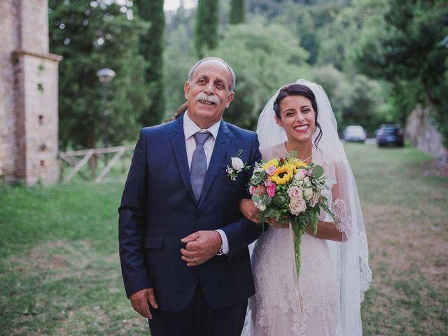 Il matrimonio di Daniele e Maria a Terni, Terni 51