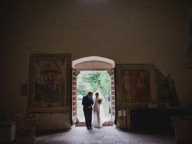 Il matrimonio di Daniele e Maria a Terni, Terni 52