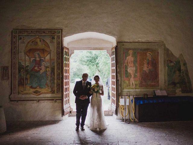 Il matrimonio di Daniele e Maria a Terni, Terni 53