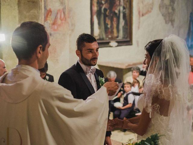 Il matrimonio di Daniele e Maria a Terni, Terni 73