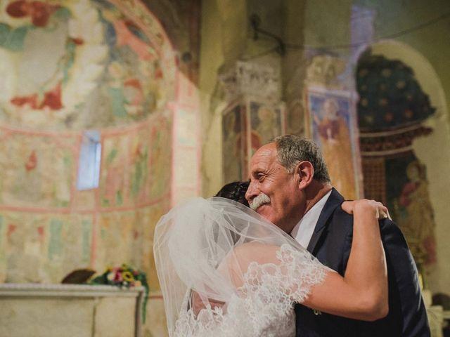 Il matrimonio di Daniele e Maria a Terni, Terni 97