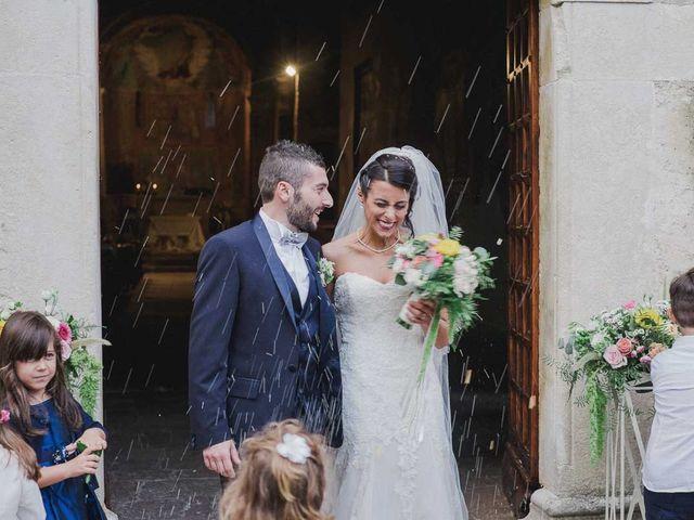 Il matrimonio di Daniele e Maria a Terni, Terni 103