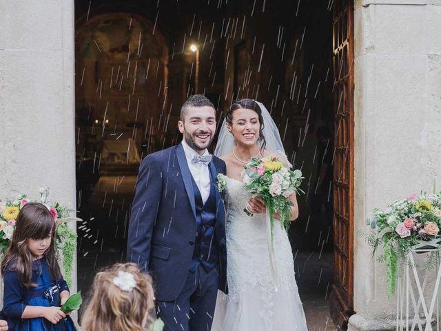 Il matrimonio di Daniele e Maria a Terni, Terni 104