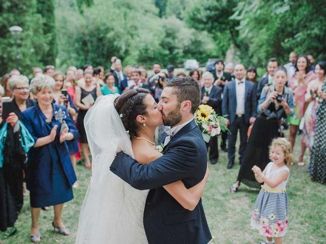 Il matrimonio di Daniele e Maria a Terni, Terni 105