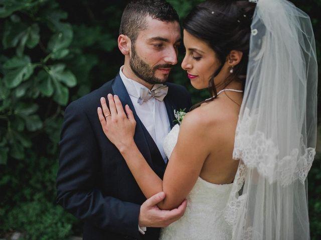 Il matrimonio di Daniele e Maria a Terni, Terni 111