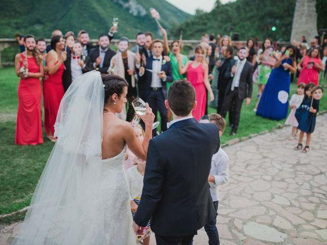 Il matrimonio di Daniele e Maria a Terni, Terni 124