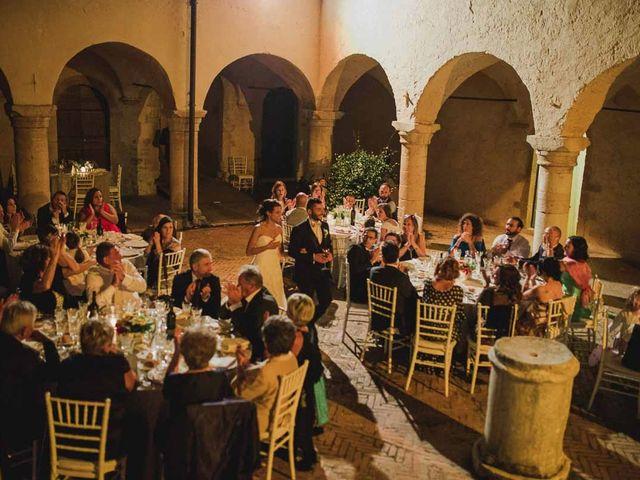 Il matrimonio di Daniele e Maria a Terni, Terni 131