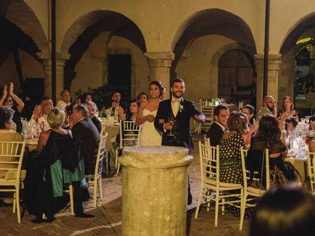 Il matrimonio di Daniele e Maria a Terni, Terni 132
