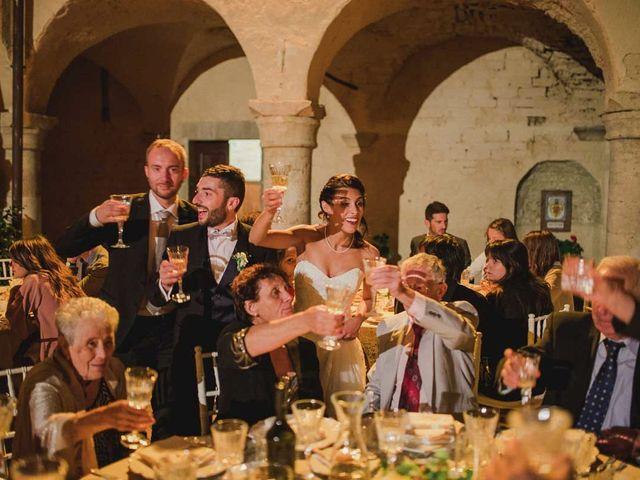 Il matrimonio di Daniele e Maria a Terni, Terni 135