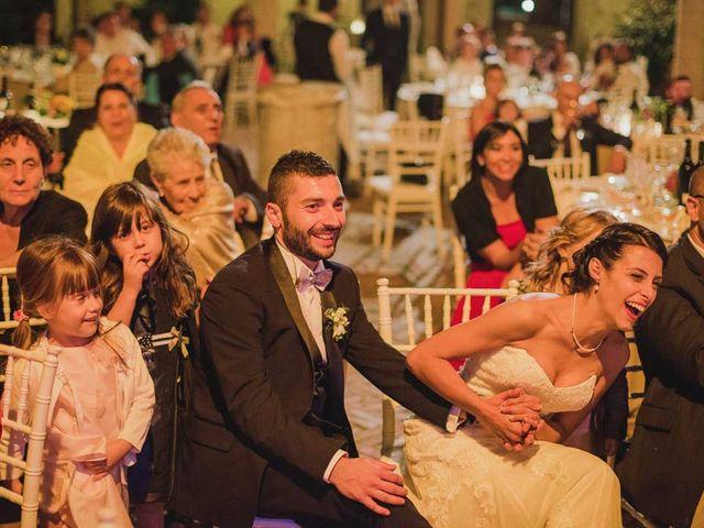 Il matrimonio di Daniele e Maria a Terni, Terni 136