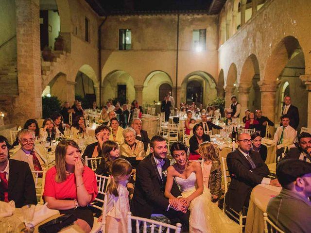 Il matrimonio di Daniele e Maria a Terni, Terni 137