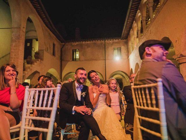 Il matrimonio di Daniele e Maria a Terni, Terni 139