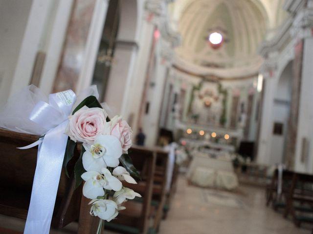 Il matrimonio di Fabiola e Edoardo a Pergo di Cortona, Arezzo 9
