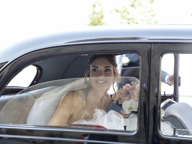 Il matrimonio di Fabiola e Edoardo a Pergo di Cortona, Arezzo 11