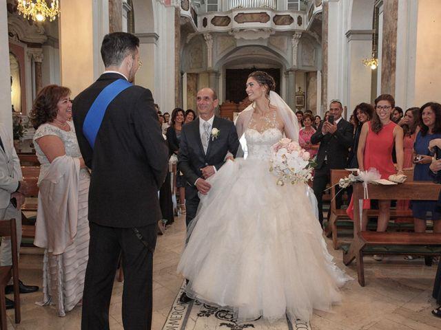 Il matrimonio di Fabiola e Edoardo a Pergo di Cortona, Arezzo 13