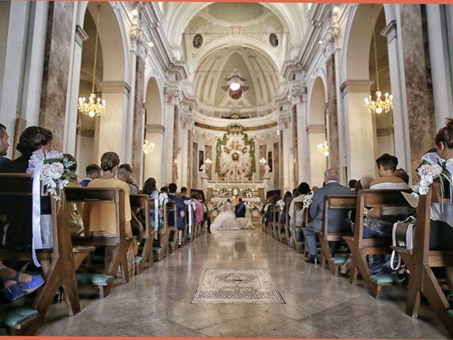 Il matrimonio di Fabiola e Edoardo a Pergo di Cortona, Arezzo 16