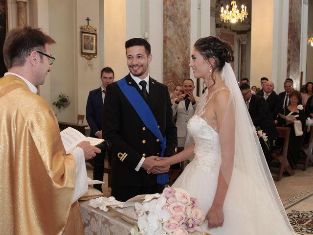 Il matrimonio di Fabiola e Edoardo a Pergo di Cortona, Arezzo 17