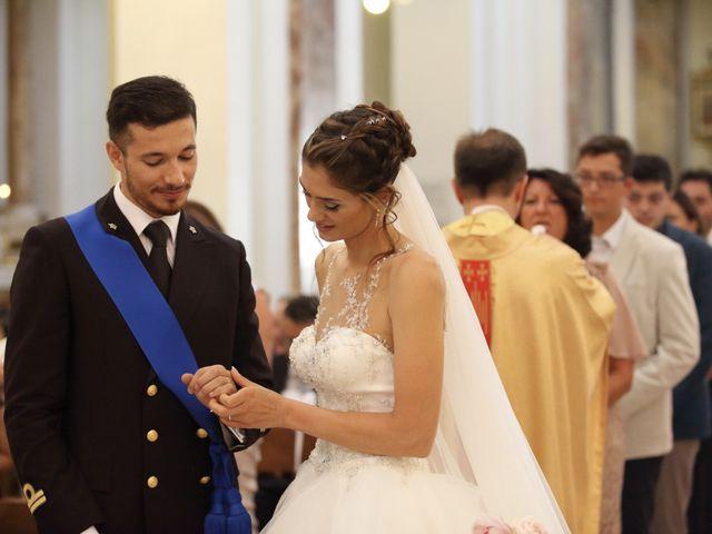 Il matrimonio di Fabiola e Edoardo a Pergo di Cortona, Arezzo 18